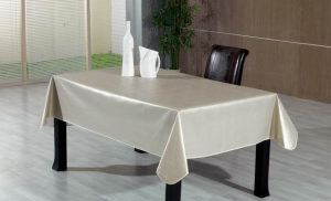 Vinyl Tablecloth example